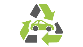 Scrap car recycling Pickering